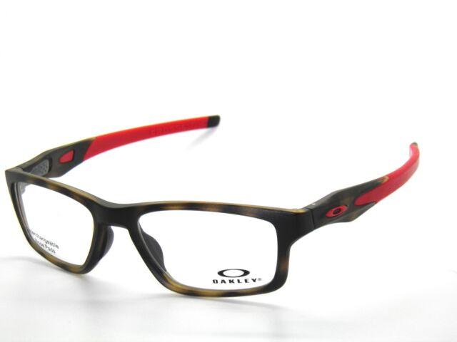 0b295911a3 Oakley 0ox8090 Crosslink MNP Full Rim Rectangular Eyeglasses for ...