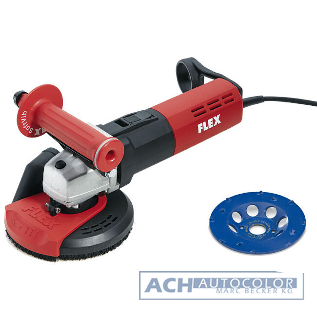 FLEX Rand-Betonschleifer LDC 1709 FR Kit PKD-Schleifteller Sanieren   378.259