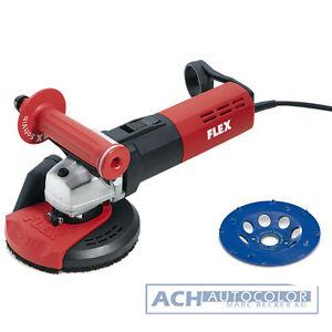 flex edge concrete grinder ldc 1709 fr kit pkd polishing. Black Bedroom Furniture Sets. Home Design Ideas
