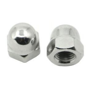 Dome-Acorn-Cap-Nut-M10-x-1-25-inch-Thread-Pitch-Wrench-For-Honda-Suzuki-Kawasaki