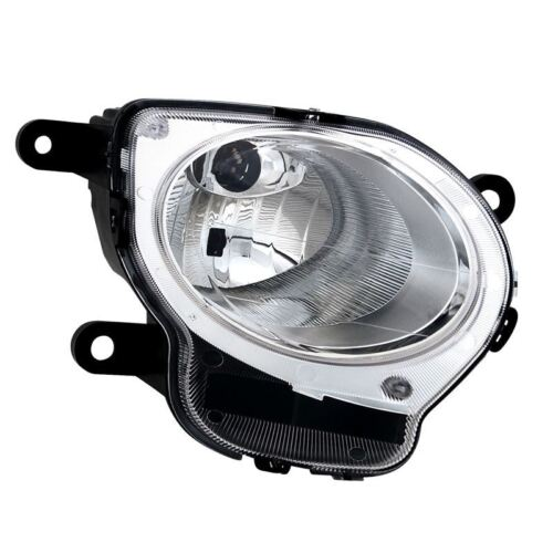 FIAT 500 2008-2017 HIGH BEAM HEADLIGHT /& SIDE LIGHT LAMP DRIVERS SIDE O//S