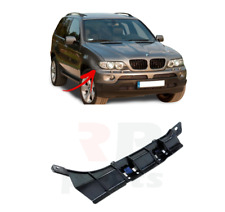 BMW X5 E53 2003-2006 NEW FRONT BUMPER BRACKET HOLDER PAIR LEFT RIGHT