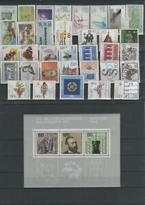 Germany-Federal-Frg-vintage-yearset-Yearset-1984-Mint-MNH-complete-Complete