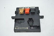 2002 02 AUDI A4 B6 3.0 - BRAIN BOX / ON BOARD SUPPLY UNIT / DISPLAY MODULE