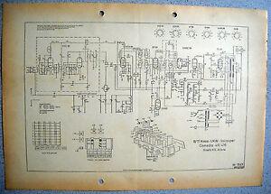 ITT/GRAETZ Comedia 4R/416 Schaltplan