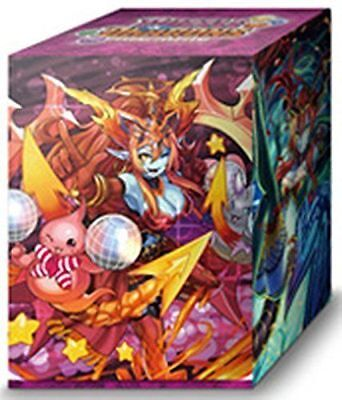 Puzzle /& Dragons Awoken Dancing Queen Hera Card Game Character Deck Box Case PAD