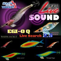 Yamashita Ultimate Eging Lure Egi-o Q Live Search 2.5