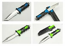 Military Navy Diver Deep Sea Diving Snorkeling Scuba Gear Equipment Army Knife