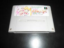 SAILOR MOON FUWA FUWA PANIC-SUPER FAMICOM-loose-japan games
