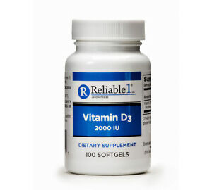 Vitamin-D3-as-Cholecalciferol-2000-IU-100-Sofgels-per-Bottle