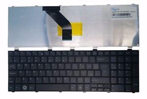 New-Genuine-Fujitsu-Lifebook-AH530-AH531-NH751-AH512-Black-UK-Laptop-Keyboard
