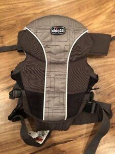 Chicco Ultrasoft Magic Baby Sling Brown Model 10960 Ebay