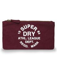 Superdry Womens Athletic League Pencil Case Size 1Size
