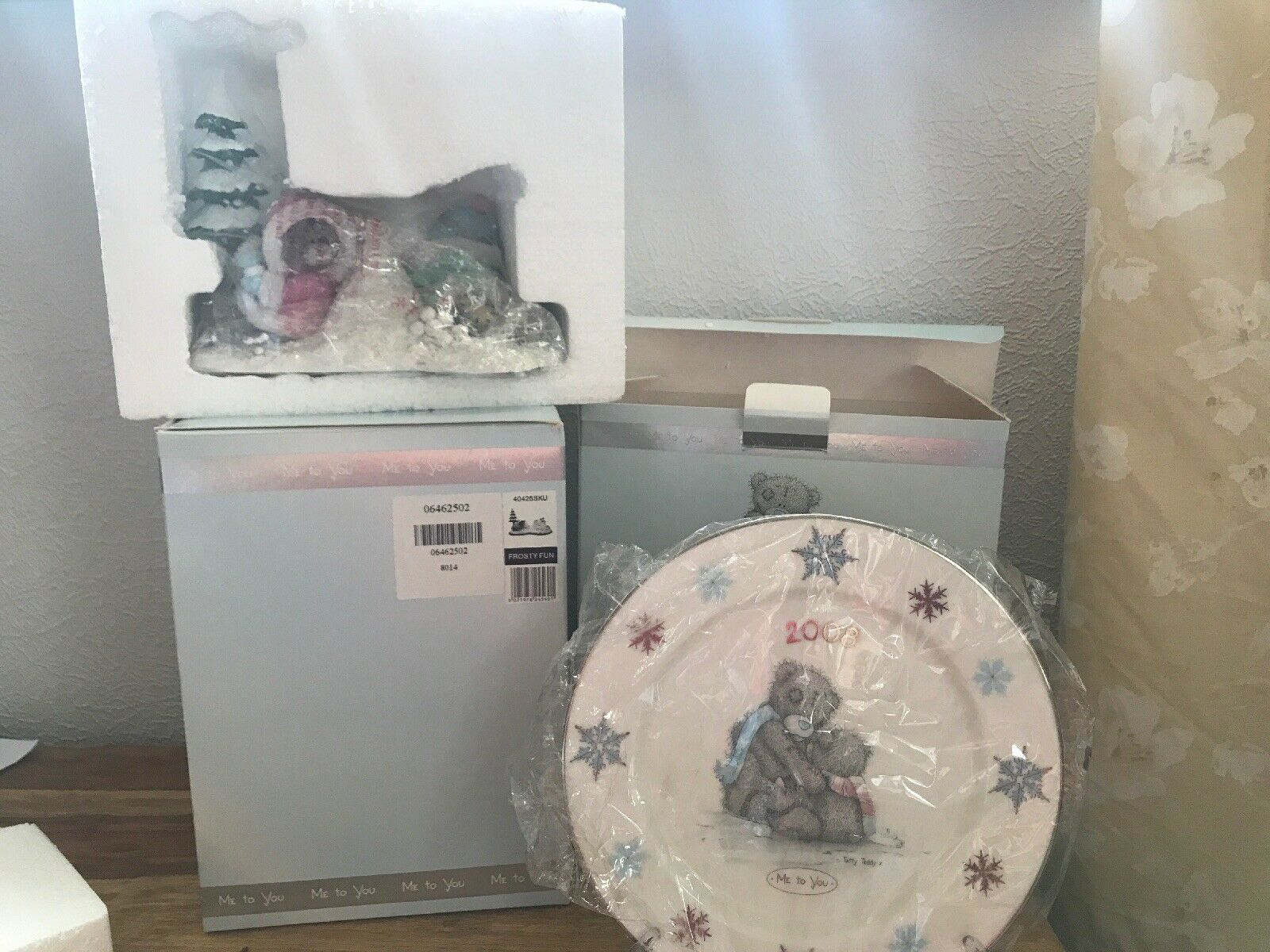 2 New Me  To You   New In Box Frosty Fun & Plate