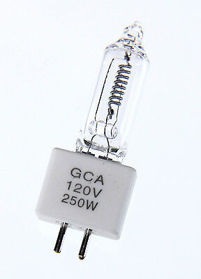 GCA 250W, 120V Bulb for Lowel Pro Light