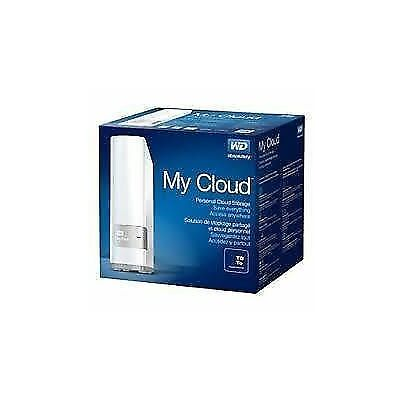 WD My Cloud 3TB Private Cloud NAS Storage ( WDBCTL0030HWT )