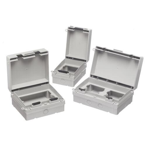 Europa ecwsk 21 imperméable interrupteur//prise double outdoor enclosure box