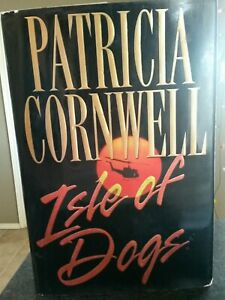 Isle-of-Dogs-by-Patricia-Cornwell-2001-Hardcover