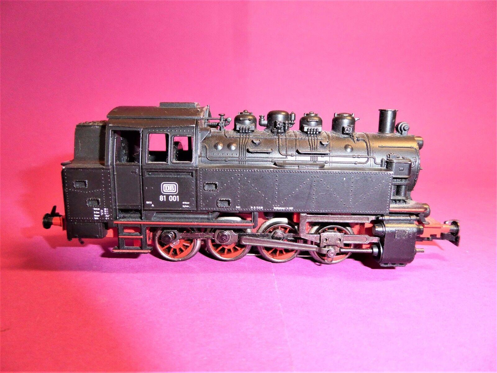 h0 Delta/senza box: br81 001 DB locomotiva