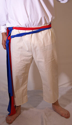 PIRATE HALF MAST TROUSERS All Plus Sizes LARP-Mens A Real Plus 18-40