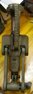 Vintage-RCBS-Early-A-Model-Reloading-Press-Made-in-USA