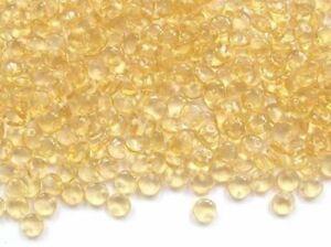 50-golden-topaz-offset-hole-lentil-Czech-glass-beads-6mm-6lnt1003