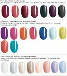 Avon Gel Finish Nail Enamel Nail Polish Varnish New Shades Sale Ebay
