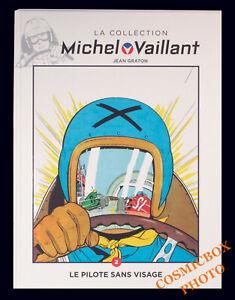 MICHEL VAILLANT tome 2 Le Pilote sans Visage tirage avec bonus BD pilote courses