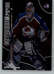 2001-02-ITG-Between-The-Pipes-Hockey-Cards-Pick-From-List-Includes-Update