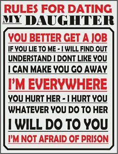 10 rules for dating my daughter facebook status