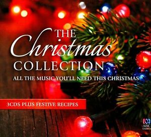 The Christmas Collection - All The Music You´ll Need This Christmas - 3 CD's 28948216932