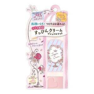 Club-Suppin-Cream-Marshmallow-Mat-Pastel-Rose-scent-30g-Japan