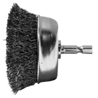 Century Drill and Tool 76441 Coarse Drill Radial Wire Brush 4-Inch