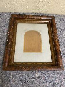 Antique Deep Wood Frame