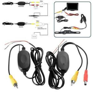 Monitor-CCD-Einparkhilfe-Funk-Auto-Rueckfahrkamera-170-Rueckfahrsystem-Suppl-Z1K4