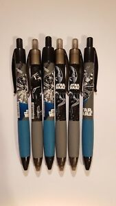 Star-Wars-Retractable-Ball-Pen-Millennium-Falcon-TIE-Fighter-Death-Star