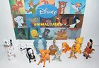 Disney Animal Tales Figure Set of 12 From Lion King Jungle Book Bambi Aristocats