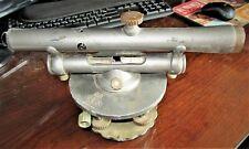 Vintage Brunson Surveying Transit Level Scope 506542
