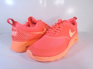 quality design 484f4 8754b Image is loading NIKE-WMNS-AIR-MAX-THEA-Hot-Lava-Sunset-