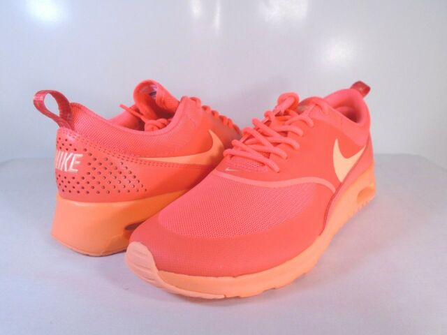 NIKE WMNS AIR MAX THEA Hot LavaSunset Glow 599409 801 ATHLETIC