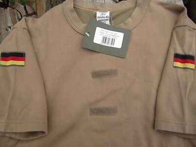 Original Bundeswehr T-shirts Tropen Bw T-shirt Tropentarn Khaki Elegant Und Anmutig