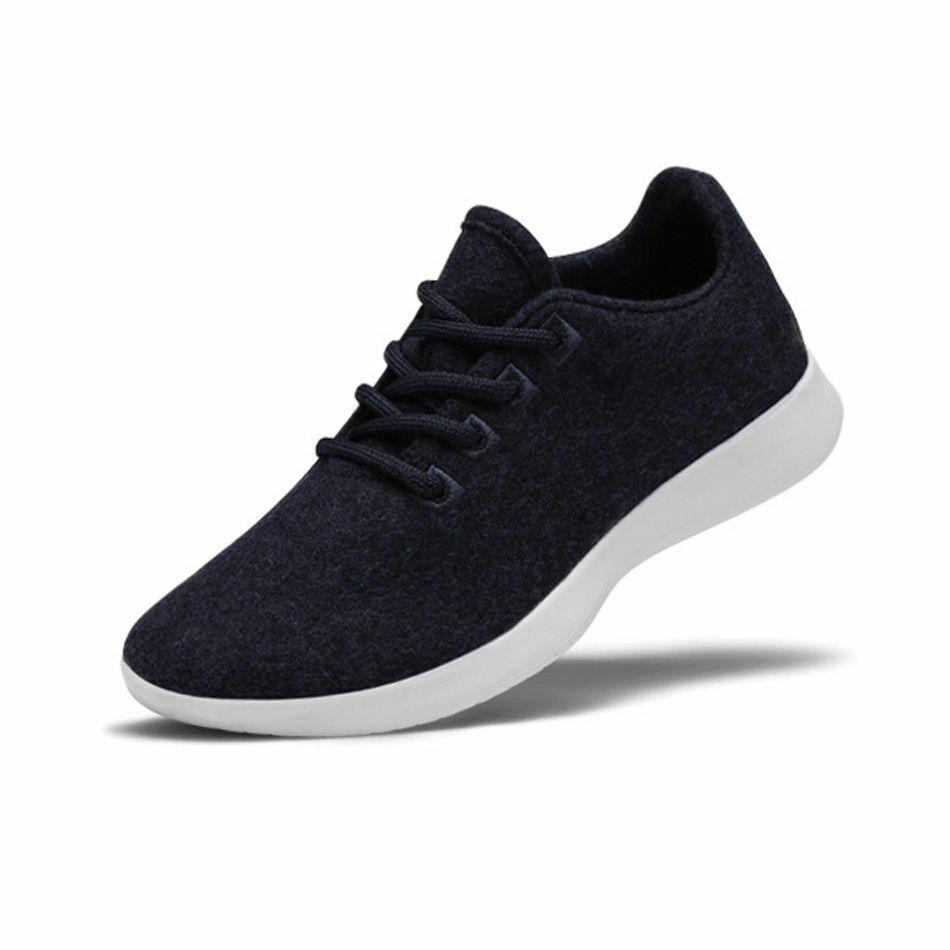 Paperplanes Mens Mens Mens Merino Wool zapatos Comfortable Lightweight Casual zapatillas 1501 46150f