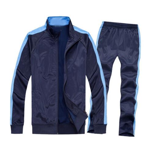 Kids Mens Womens TrackSuit jogging Football Training Suit sport jaket sets pants