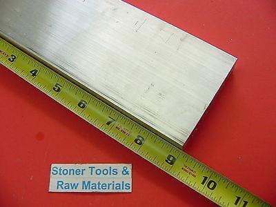 "3//4/"" X 9/"" 6061 ALUMINUM FLAT BAR 8/"" long T6511 Solid .75/"" Plate New Mill Stock"