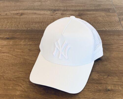 NEW Era-Mlb New York Yankees Cap 9 Forty women Snapback Trucker Nuovo