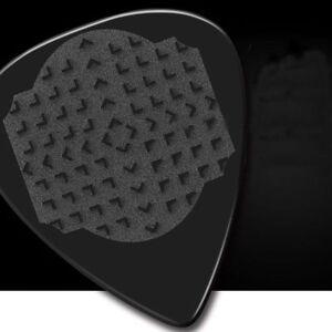 Hot-Sale-0-6mm-For-Black-Non-slip-Plectrums-Hot-Acoustic-Picks-Electric-Guitar