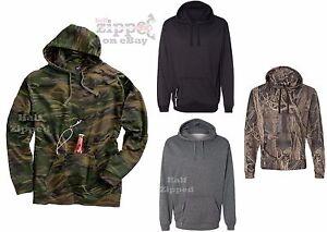 J Tailgate Poly Fleece Hooded Pullover Sweatshirt 8615// JA8615 America