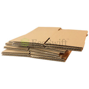 40 5x5x36 Cardboard Packing Mailing Tall Long Shipping Corrugated Box Cartons