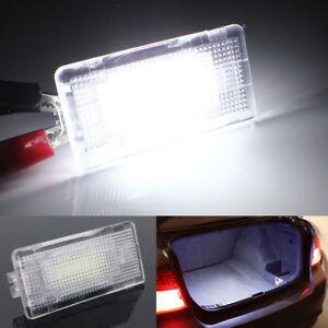 White-Error-Free-LED-Luggage-Trunk-Boot-Light-For-BMW-3-5-6-Series-X1-X5-E46