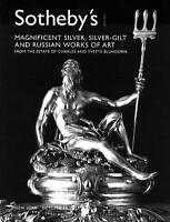 Sotheby's /// Mag Silver & Russian Artworks Post Auction Catalog 2007